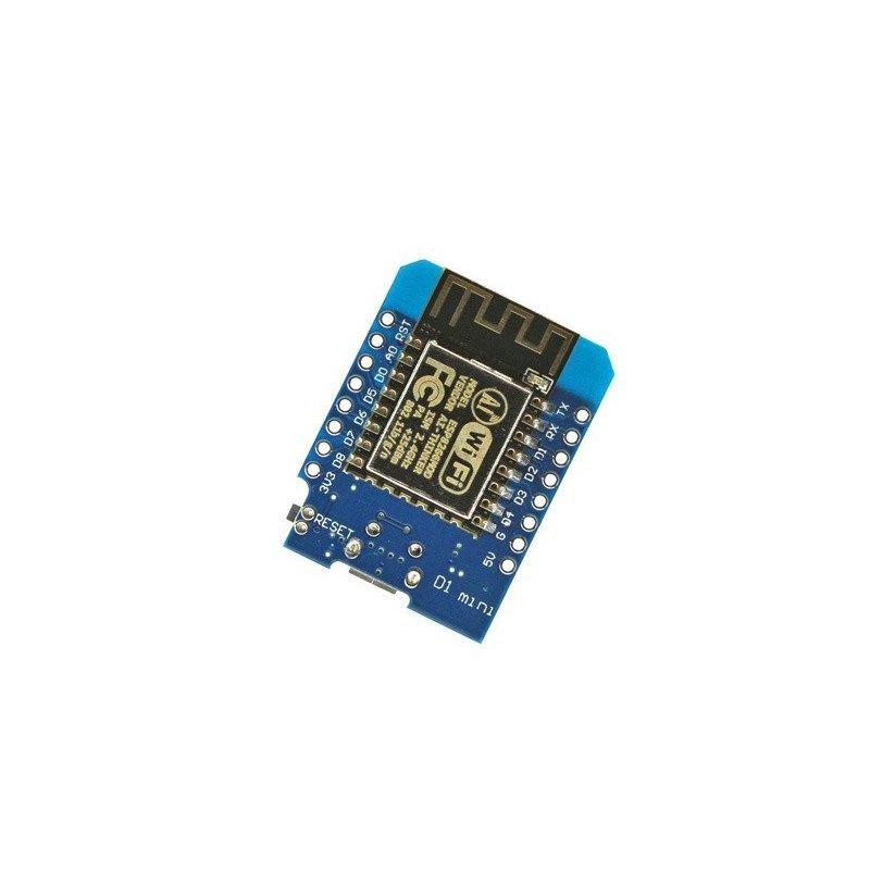 Wemos D1 Mini ESP8266 ESP-12E CH340 WiFi Desarrollo Inalámbrico