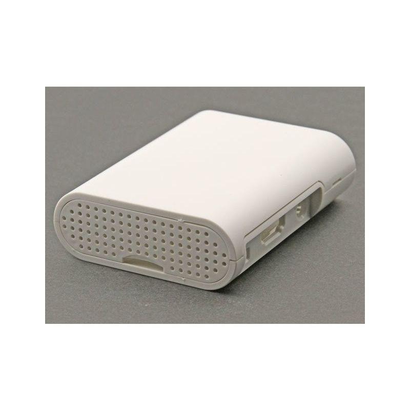 Carcaça branca para Raspberry Pi 2, Pi3, Modelo B, B+