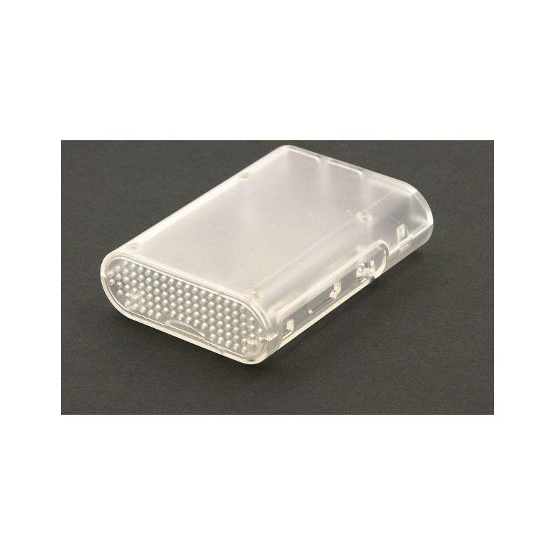 Carcaça transparente para Raspberry Pi 2, Pi3 Modelo B, B+