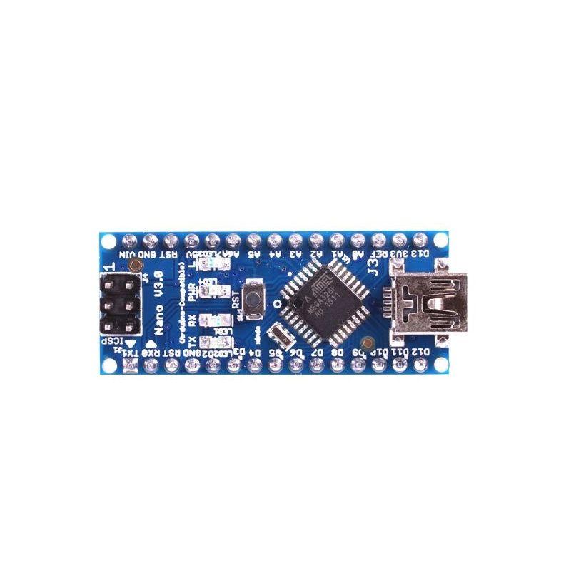 Nano V3.0 CH340 Arduino compatível com placa
