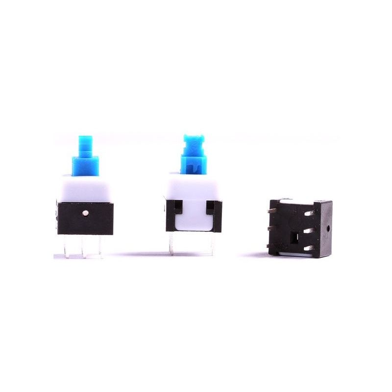 Interruptor de botão 8x8x13mm