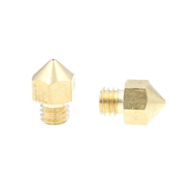 Bocal bocal 0,8 mm 1.75mm impressora 3D MK8 Cabeça