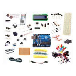 Kit Arduino UNO Rev3 Básico...