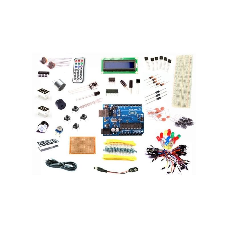 Starter KIT Arduino UNO R3 Atmega328 compatible