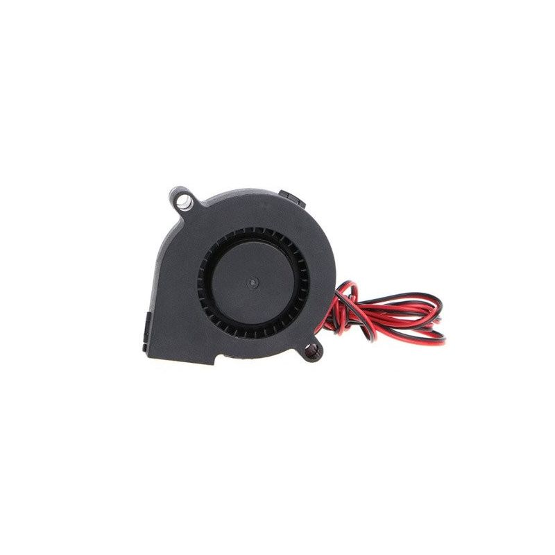 Fan 12V 2x Cable 50x50x15 3D Printer Reprap