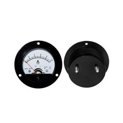 DC 10A Analog Panel Ammeter...