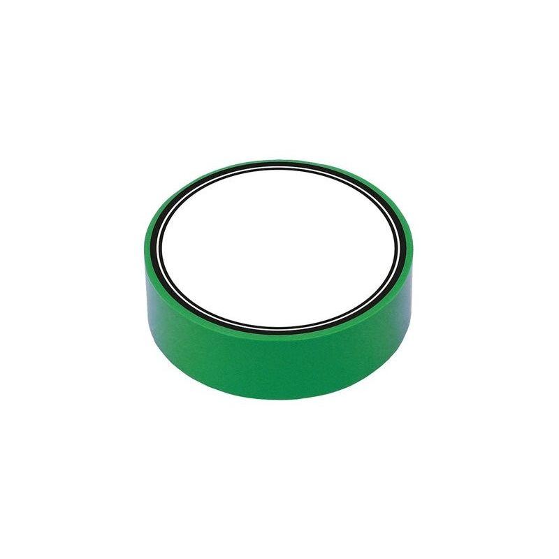 2x Insulation Tapes PVC Green 10m x 15mm x 0.13mm