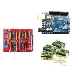 CNC Shield + UNO R3 CH340...