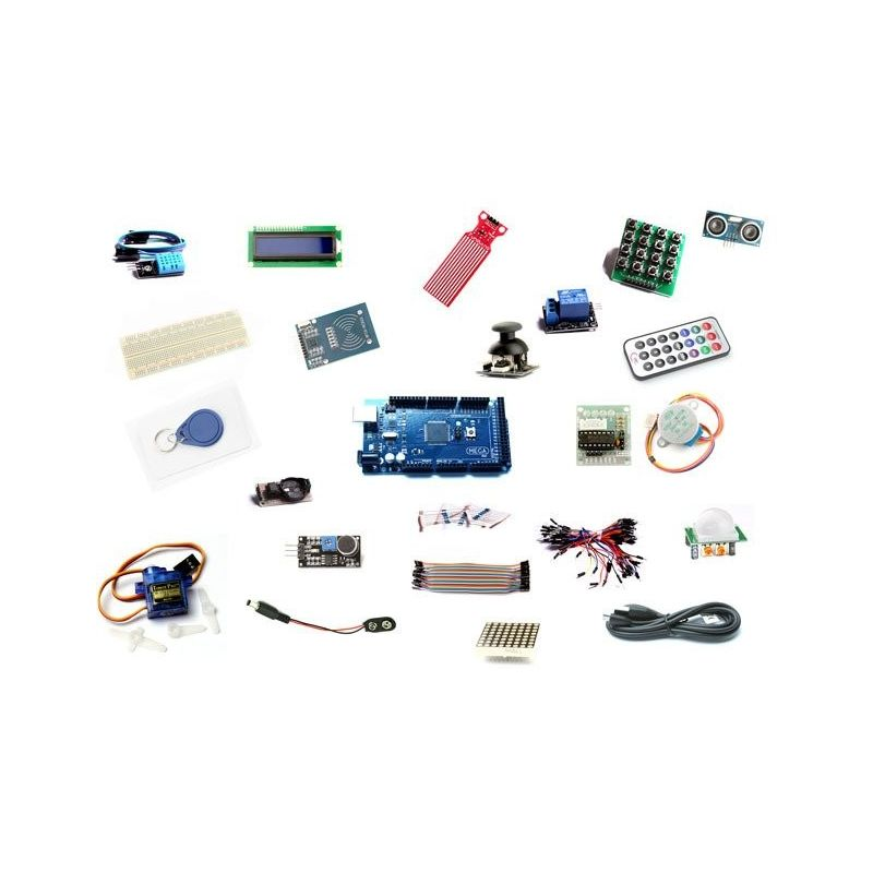 Kit Arduino compatible  Mega Starter XL