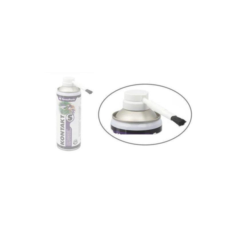 Limpador de contato elétrico de 400ml em spray + escova