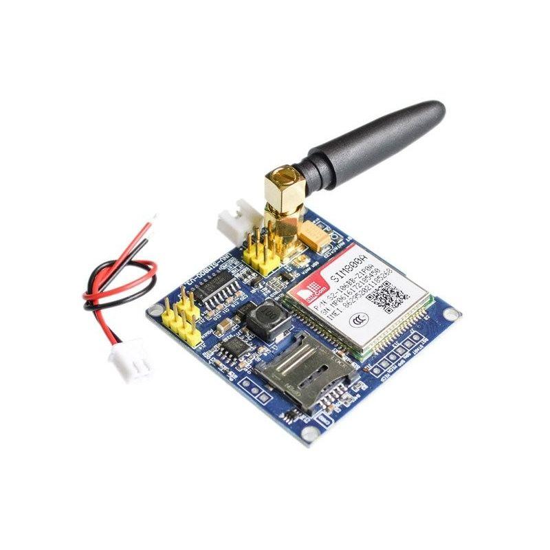 SIM800A Módulo GSM GPRS shield Cuatro Bandas con Antena