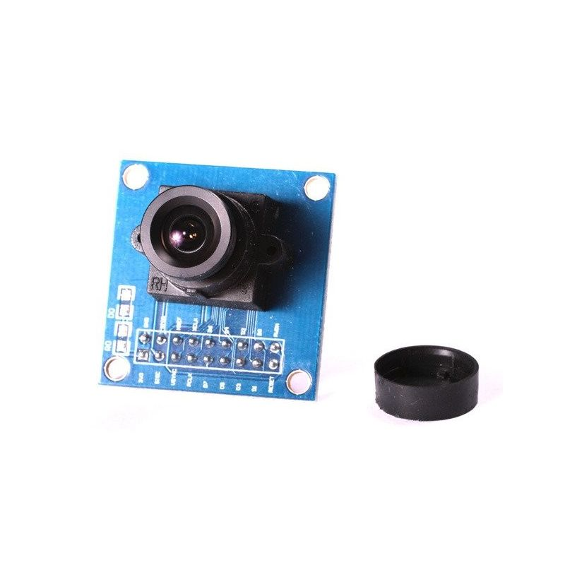 Câmera VGA 640x480 OV7670 B 0.3MPx 30fps Cmos