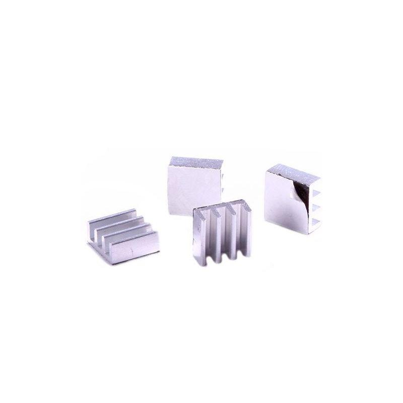 3x Aluminum Heatsink with Adhesive LM2596 XL4015
