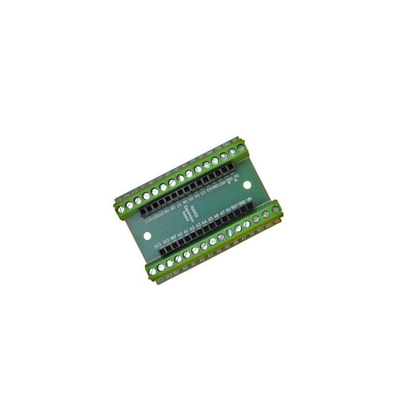 Adaptador de bloco terminal Nano V3.0 para Arduino