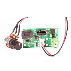 Speed controller for DC...