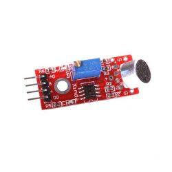 Analogical Acoustic Sensor 4-Pin Microphone Sound Detector Module