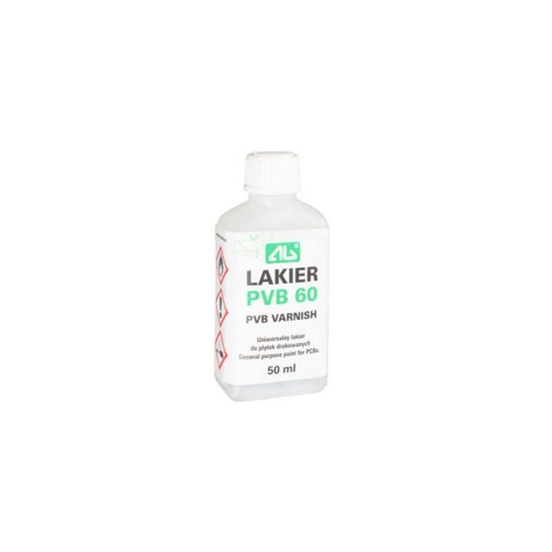 Barniz Laca Liquido 50ml Aislante Transparente