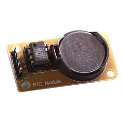 MÓDULO RTC DS1302 Relógio em Tempo Real AVR ARM PIC