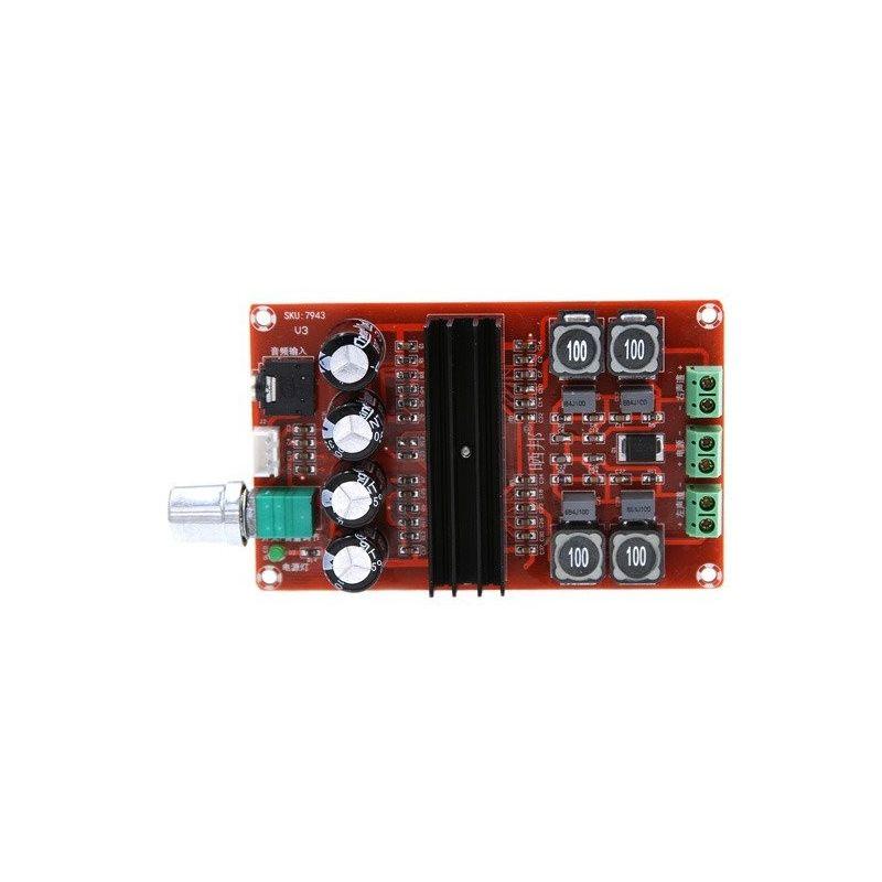 TPA3116D2 Class D 2X50W Dual Channel Amplifier