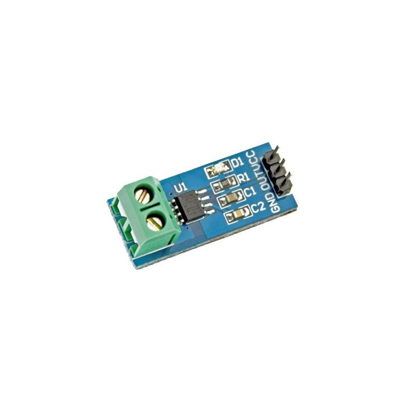Current Sensor ACS712 AC/DC 30A for Arduino