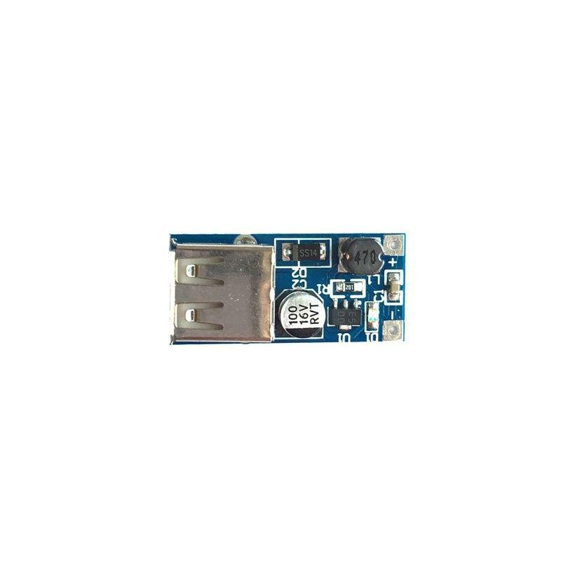DC para DC Boost Step-up Converter 1.5V-5V a 5V 600mA USB Saída fixa