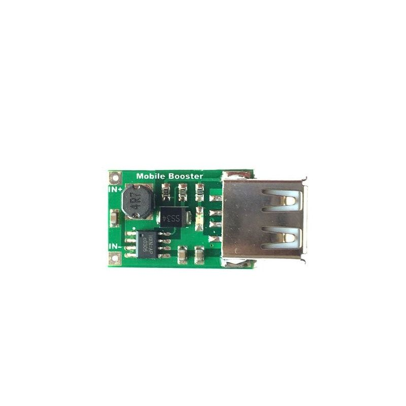 Boost Converter DC-DC 2V-5V to 5V 1200mA Power Charger USB