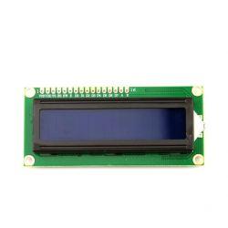 Tela LCD 16x2 1602 HD44780 Fundo Azul Retroiluminado