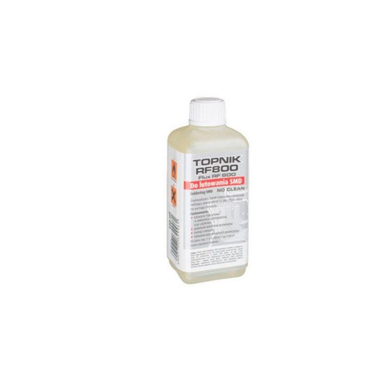 Flux Liquido RF800 100ml Soldadura Colofonia a Base de Alcohol