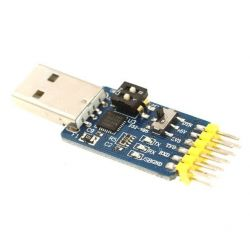 CP2102 USB 2.0 to RS232...