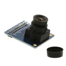 Câmera VGA 640x480 FIFO...
