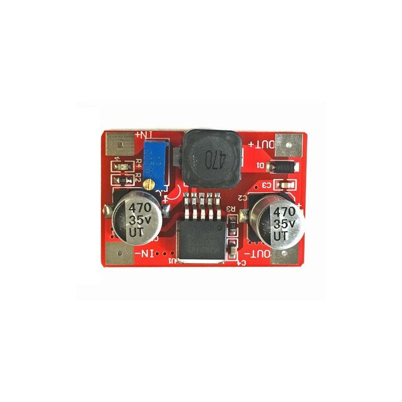 LM2577S 3A DC Boost Step-Up Controller Adjustable Step-Up