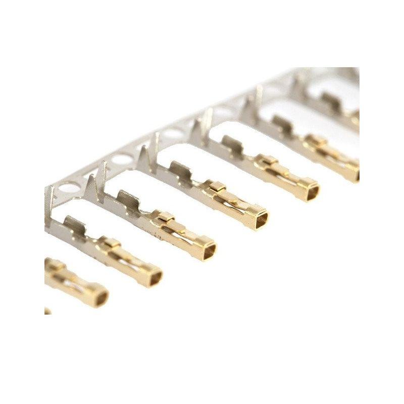 Conector Dupont 2.54mm Feminino