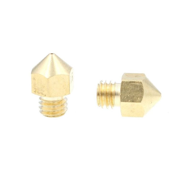 Boquilla Cabezal 0.4mm 1.75mm Impresora 3D MK8 Extrusora
