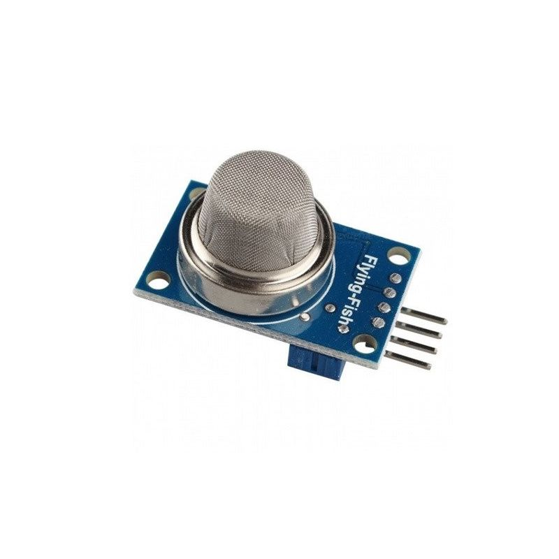 MQ-2 Gas and Smoke Module Sensor Detector Methane Propane Butane LPG