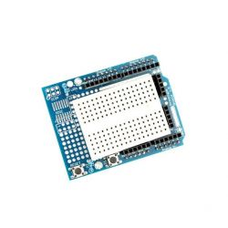 Protoboard Shield com Mini Protoboard 170 Pontos para Arduino UNO V5.0