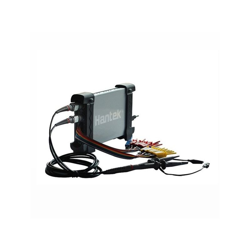 Osciloscópio Hantek 6022BL USB de 2 canais 20MHz