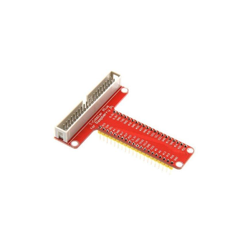 T-Cobbler GPIO 40 Pin Raspberry PI B y B+ todas series