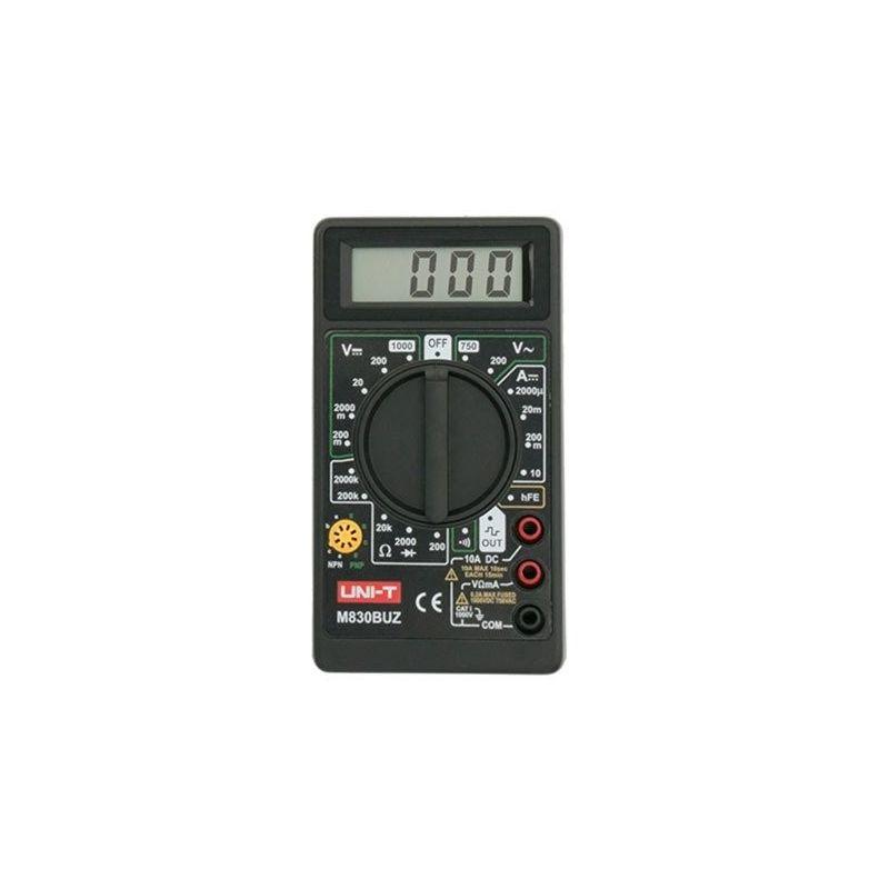 Digital Multimeter M830BUZ Voltmeter