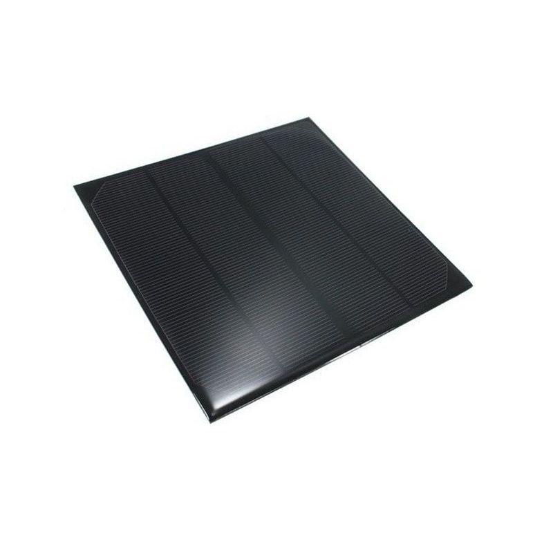 DIY Painel Solar 6V 4.5W 750mA