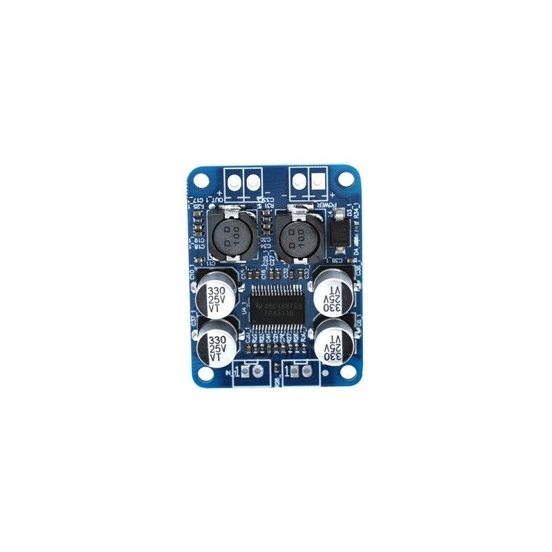 TPA3118 1X60W Amplificador Solo Channel PBTL