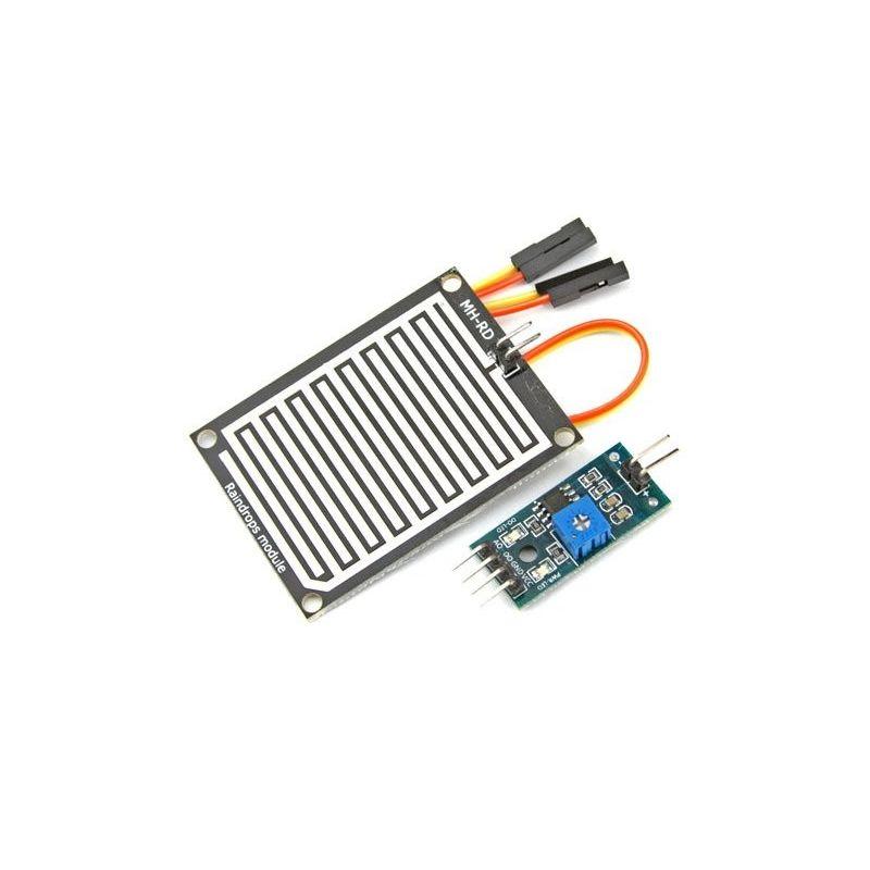 Rain Sensor Module Water Droplet Detector