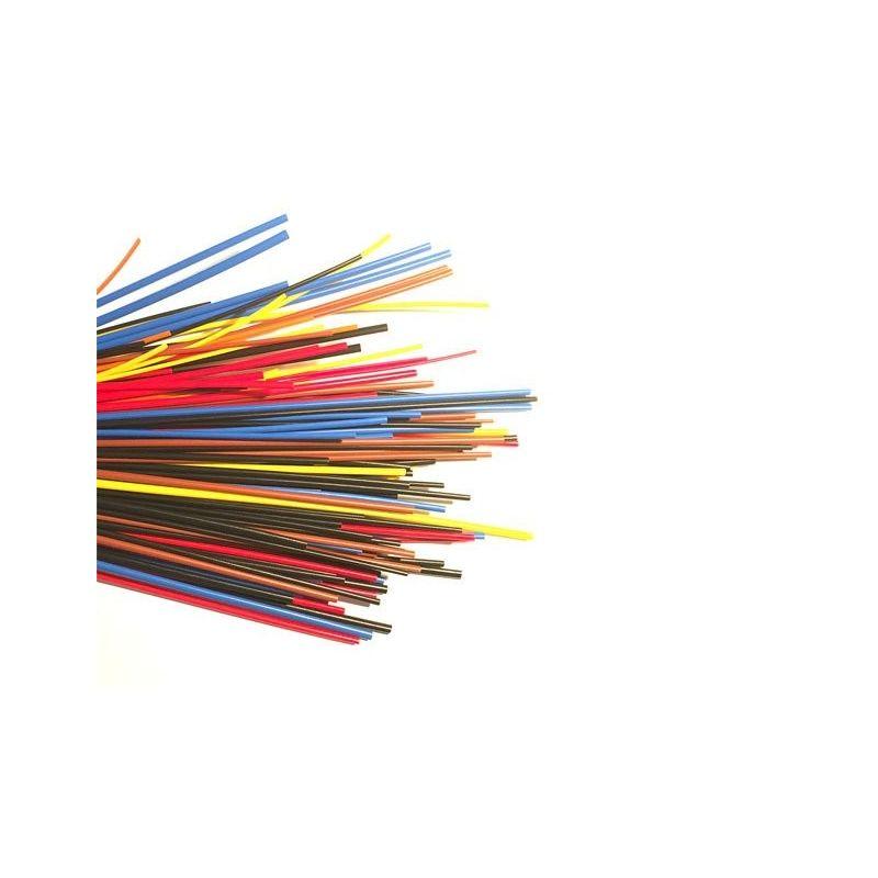 Heat Shrinkable Tube 5 Colors 3 Meters Package