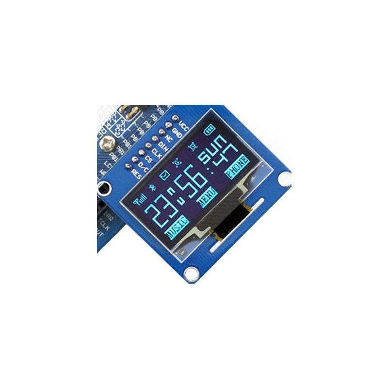 "Screen OLED 1.3"" B Blue 128x64 SPI/I2C"