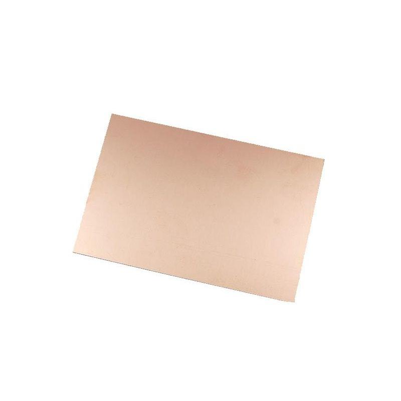 Placa de Cobre Laminada PCB 30x19cm