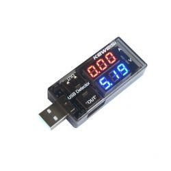 USB Digital Power Voltmeter...