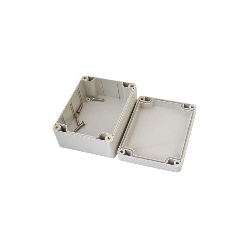 Caixa de plástico Protótipo ABS Impermeável 115x90x55 mm