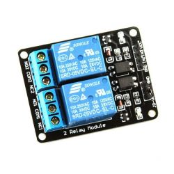 2 Channel Relay Module 5V...