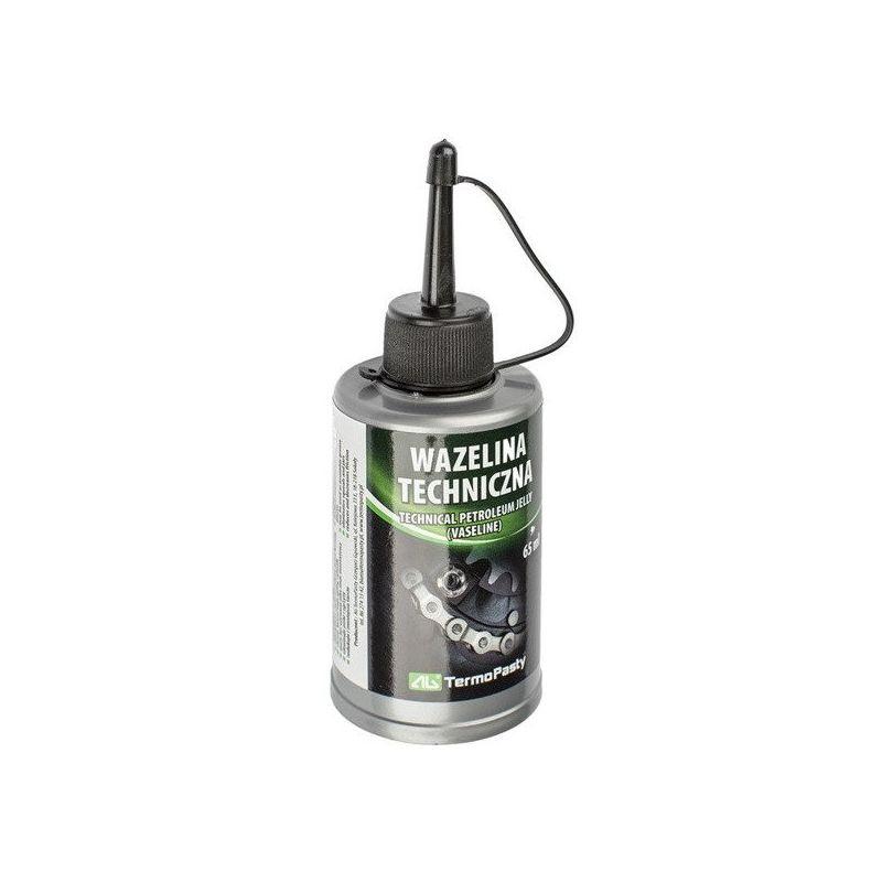 Técnica de vaselina com dispensador de 65ml