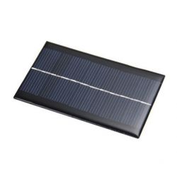 Panel Solar DIY 6V 1W