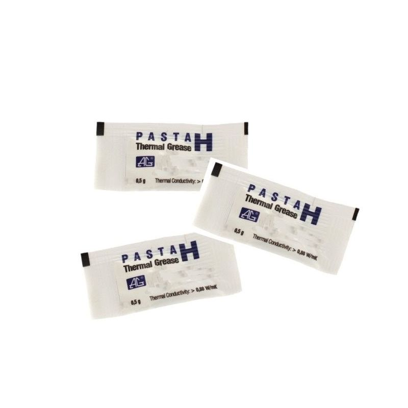 3x Silicone Thermal Conductive Paste 0.5g Heatsink 3D